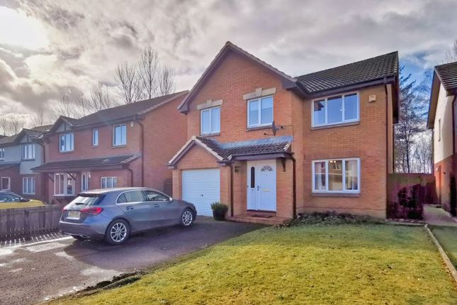 Thumbnail Detached house for sale in Columbia Avenue, Howden, Livingston