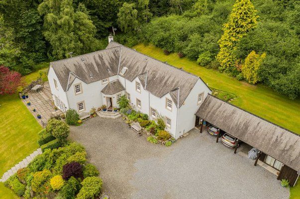 Thumbnail Detached house for sale in Ardclune, Killiecrankie, Pitlochry