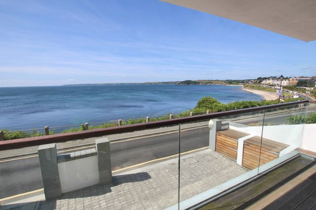 Thumbnail Flat to rent in Castle Drive, Falmouth