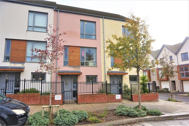 Thumbnail Terraced house for sale in Mildren Way, Plymouth