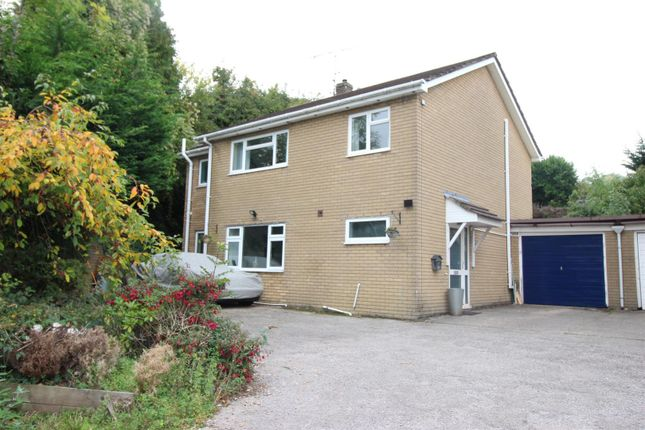 Thumbnail Detached house for sale in Moriah Hill, Risca, Newport