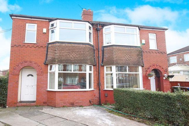 Thumbnail Property to rent in Rowood Avenue, Stockport