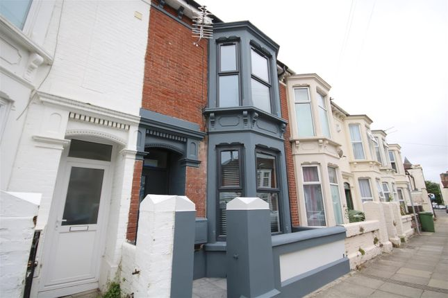 5 bed terraced house to rent in Margate Road, Southsea