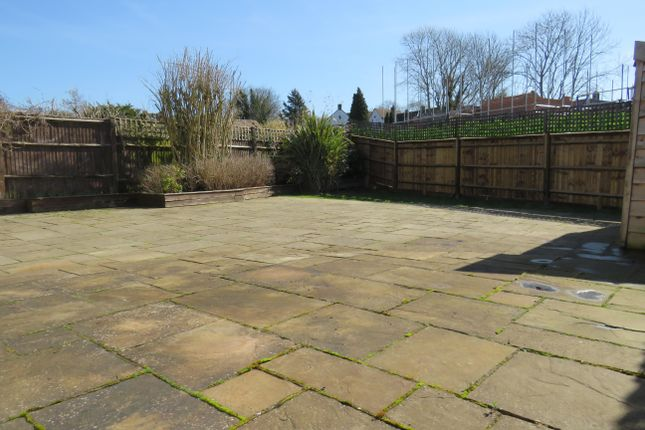 Garden of Claremount Gardens, Epsom KT18