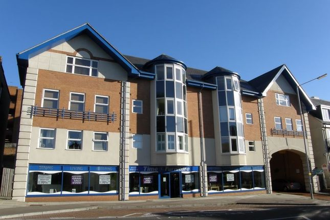 Thumbnail Flat to rent in Warwick House, London Road, St Albans, Hertfordshire
