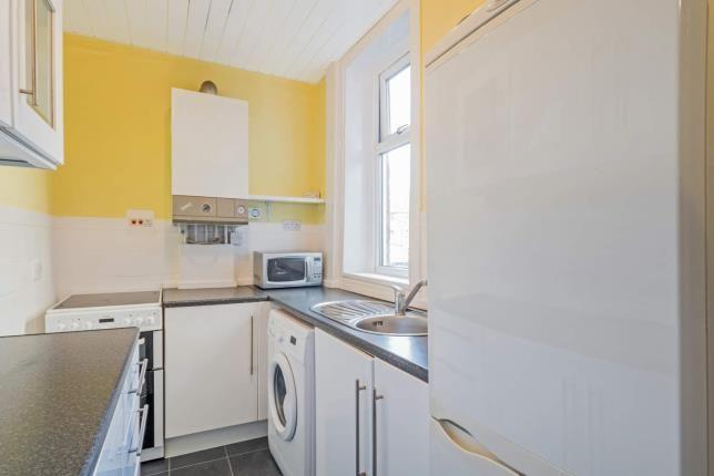 Kitchen of Arbuckle Street, Kilmarnock, East Ayrshire KA1