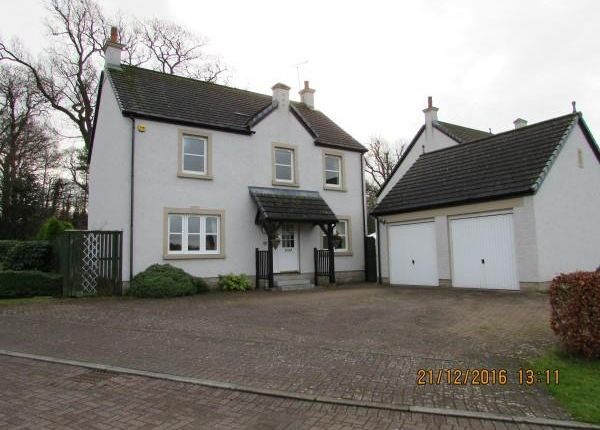 Thumbnail Detached house to rent in The Grange, Irvine, Ayrshire KA11,