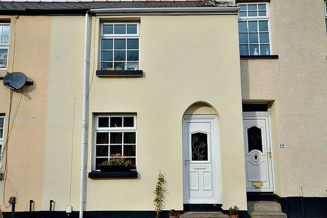 Thumbnail Terraced house for sale in Allt-Yr-Yn View, Newport