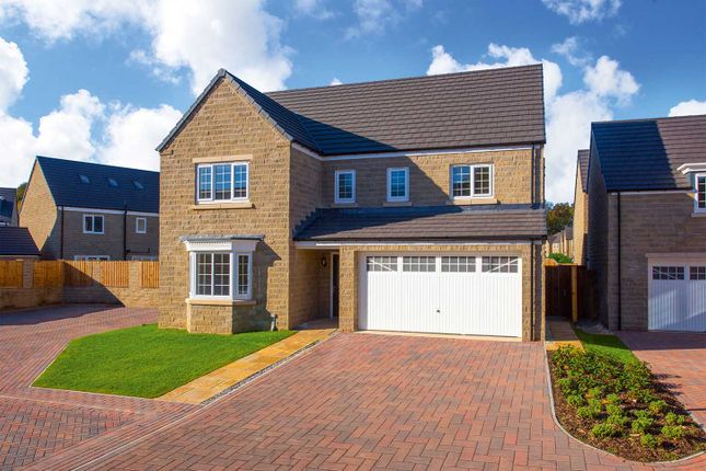 "Thumbnail Detached house for sale in ""The Stratford"" at Barnsley Road, Newmillerdam, Wakefield"