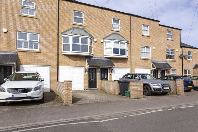 Thumbnail Terraced house to rent in Promenade Row, St. Beneditcs Road, York