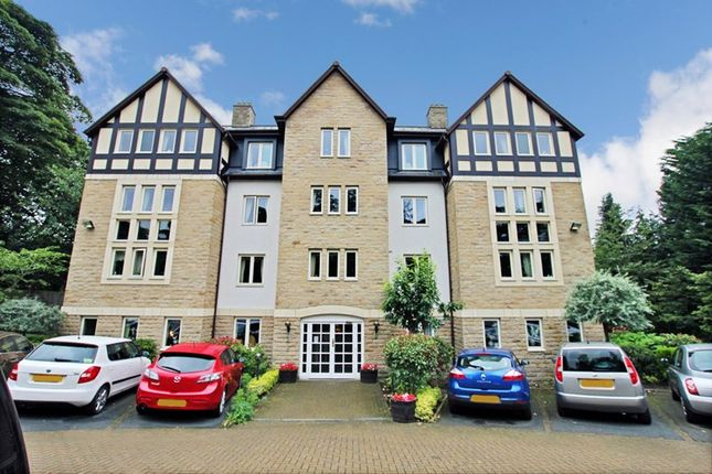 Thumbnail Flat for sale in Rosewood Court, Leeds