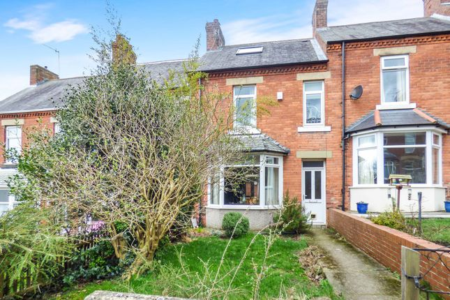 Thumbnail Terraced house for sale in Olympia Hill, Morpeth