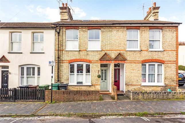 3 bed terraced house for sale in Lower Paxton Road, St. Albans, Hertfordshire AL1