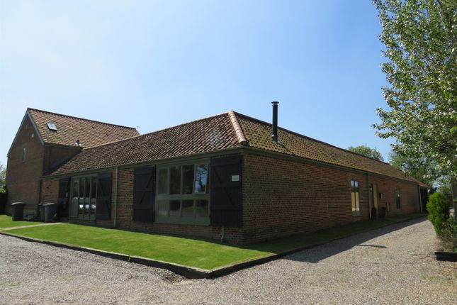 Thumbnail Property for sale in Old Newport Road, South Walsham, Norwich