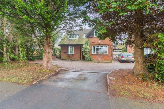 Thumbnail Detached house for sale in Barlows Lane, Andover
