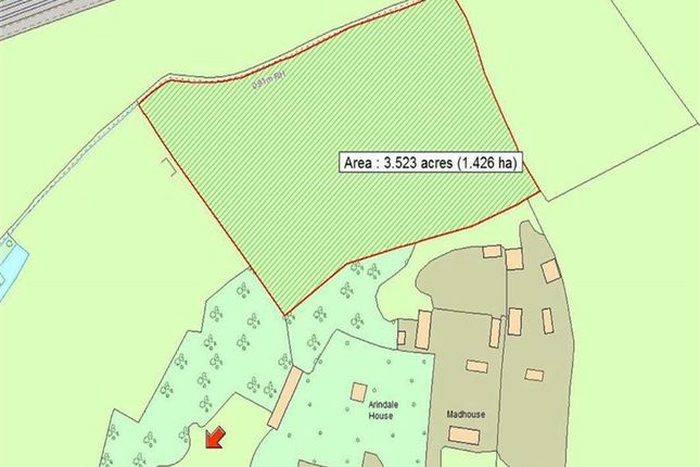 Thumbnail Land for sale in Main Road, Minsterworth, Gloucester