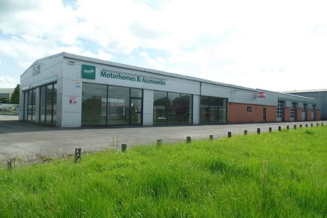 Thumbnail Retail premises to let in Blenheim Road, Airfield Industrial Estate, Ashbourne