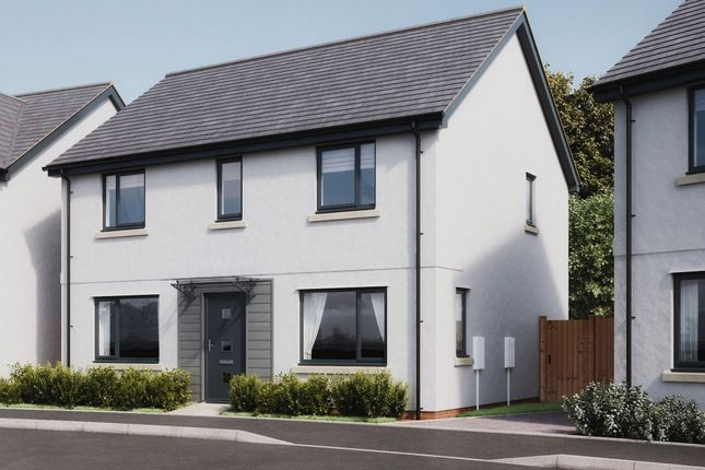 """Thumbnail Detached house for sale in """"The Chedworth Corner"""" at Tollgate Road, Bodmin"""