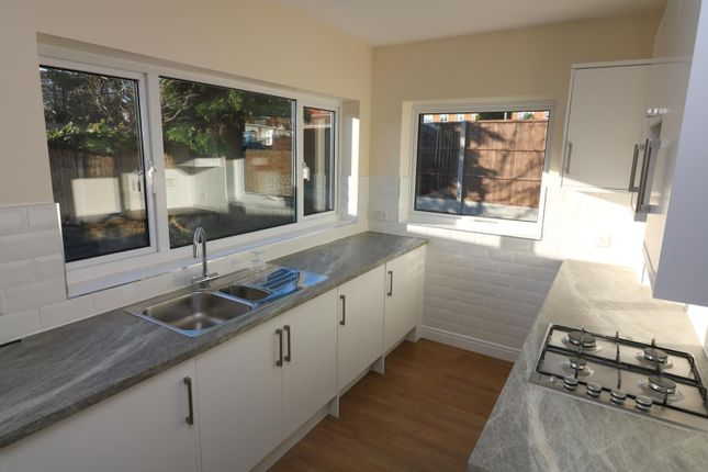 Thumbnail 3 bedroom semi-detached house to rent in Oates Road, Romford