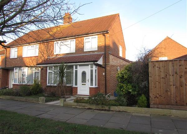3 bed semi-detached house for sale in Renfrew Road, Ipswich