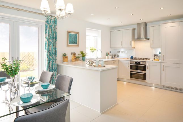 """Thumbnail Detached house for sale in """"Chester"""" at Musselburgh Way, Bourne"""