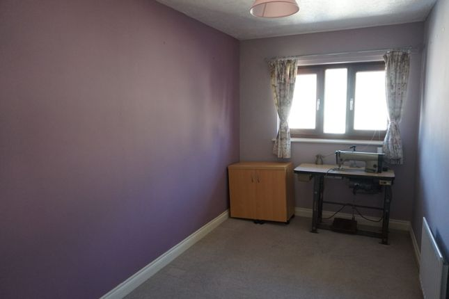 Bedroom Two of Cornwall Street, Devonport, Plymouth PL1