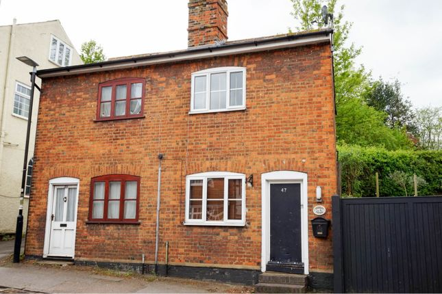 Thumbnail Semi-detached house for sale in High Street, Welwyn