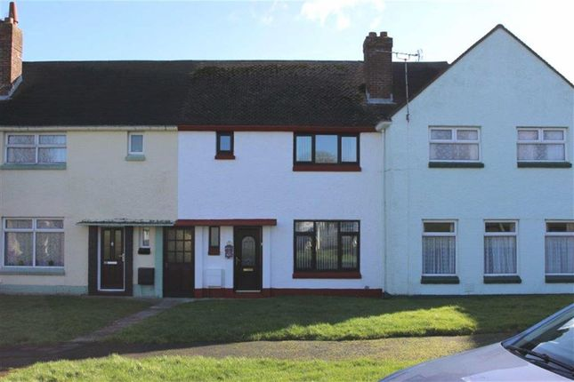 Thumbnail Terraced house for sale in Harbour Way, Hakin, Milford Haven