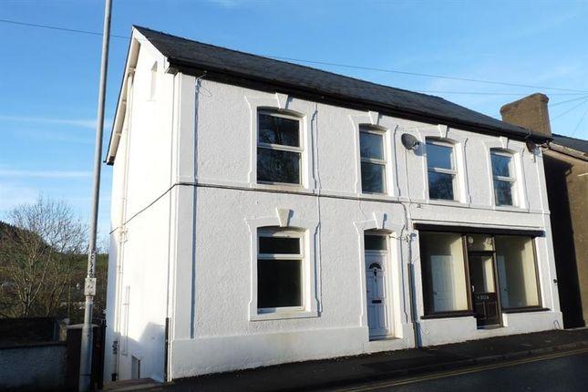 Thumbnail Flat to rent in High Street, Sennybridge, Brecon
