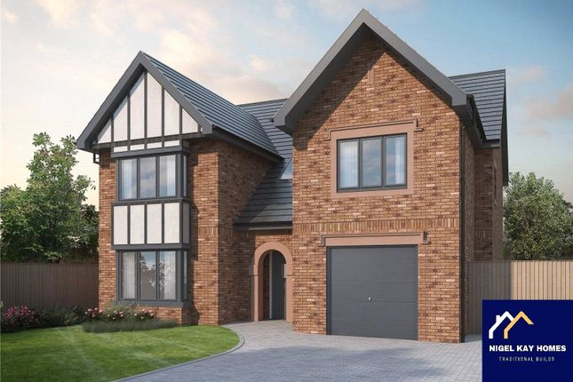 Thumbnail Detached house for sale in Ellis Meadows, Cleator Moor, Cumbria
