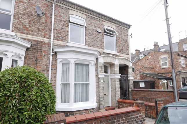 Thumbnail Terraced house to rent in Vyner Street, York, North Yorkshire