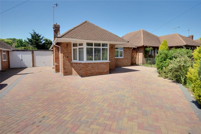 Thumbnail Bungalow for sale in Clive Avenue, Goring By Sea, Worthing, West Sussex