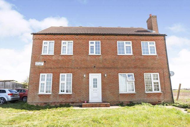 Thumbnail Detached house for sale in Creek Fen, March, Cambridgeshire