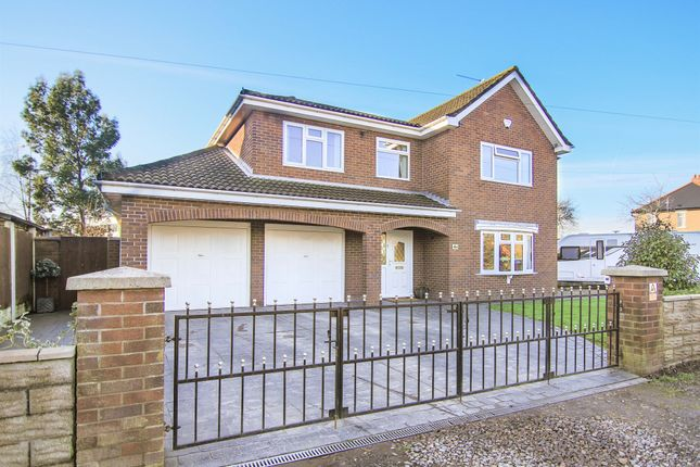 Thumbnail Detached house for sale in Spytty Lane, Newport