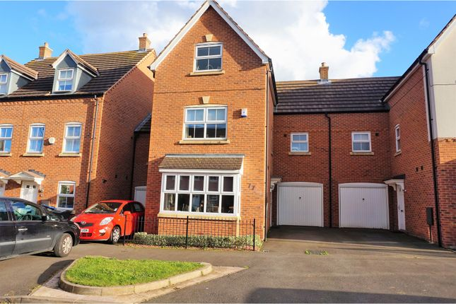Thumbnail Semi-detached house for sale in St. Francis Drive, Birmingham