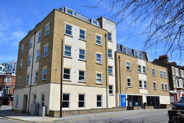 Exterior of Ashburnham Place, Greenwich, London SE10
