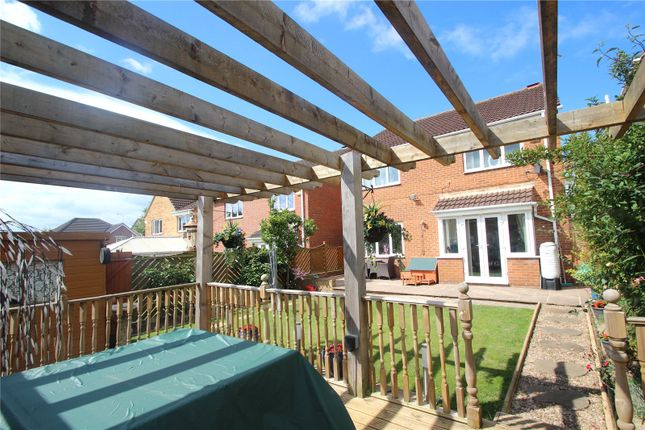 Thumbnail Detached house for sale in Marguerite Gardens, Upton, West Yorkshire