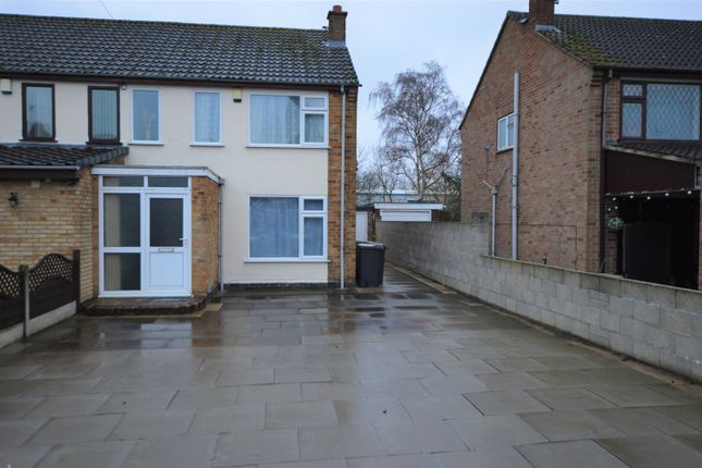 3 bed semi-detached house to rent in Trenance Road, Exhall, Coventry, Warwickshire CV7