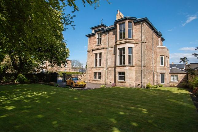 Thumbnail Property for sale in Bellevue Crescent, Ayr