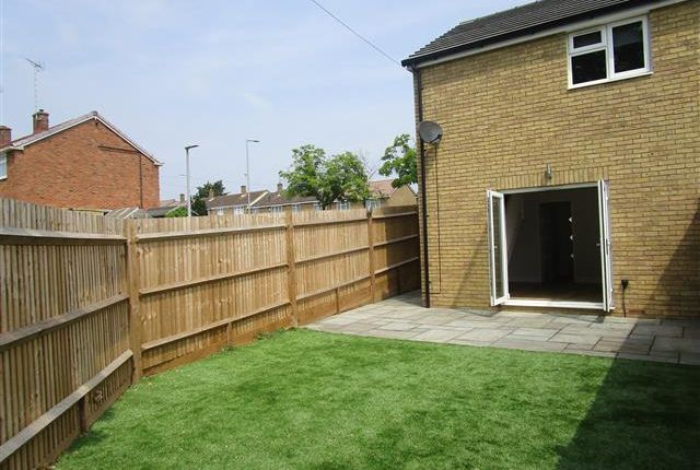 Thumbnail End terrace house to rent in Pinewoods, Broadwater Crescent, Stevenage