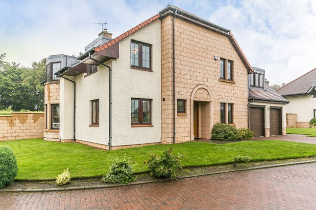 Thumbnail Detached house for sale in Dreghorn Link, Colinton, Edinburgh