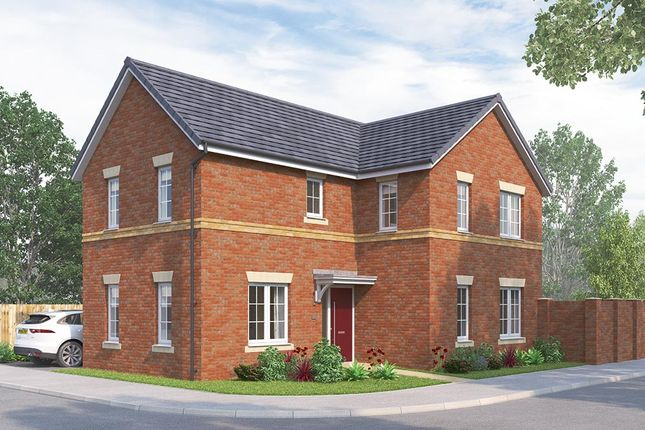 """Thumbnail Detached house for sale in """"The Hartlebury"""" at Greaves Lane, Stannington, Sheffield"""
