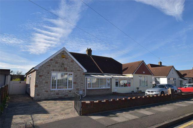 Thumbnail Semi-detached bungalow for sale in Veroan Road, Bexleyheath, Kent