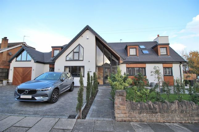 Thumbnail Detached house for sale in Thornhill Close, Bramcote, Nottingham