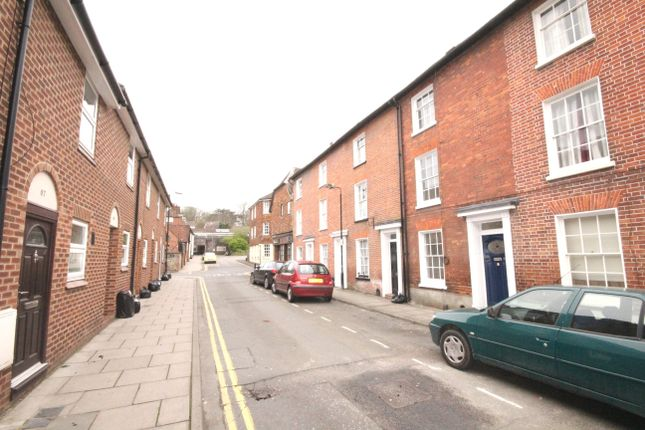 Thumbnail Terraced house to rent in Winchester Street, Salisbury, Wiltshire
