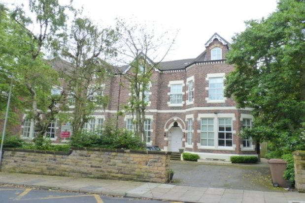 Thumbnail Flat to rent in The Old School House, Beresford Road, Oxton
