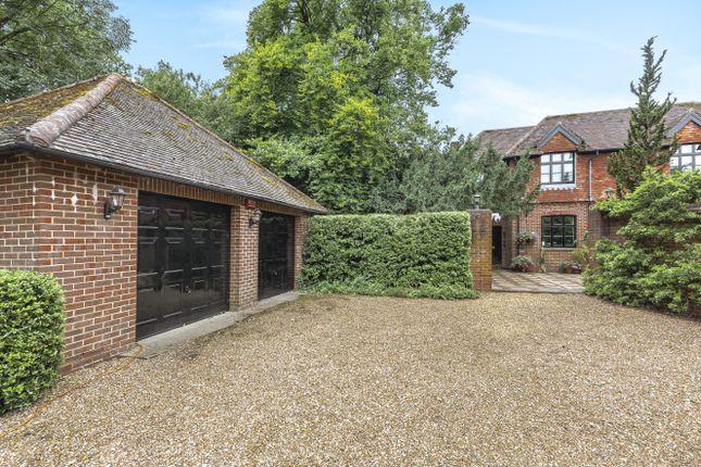 Thumbnail Detached house for sale in Plummers Plain, Horsham