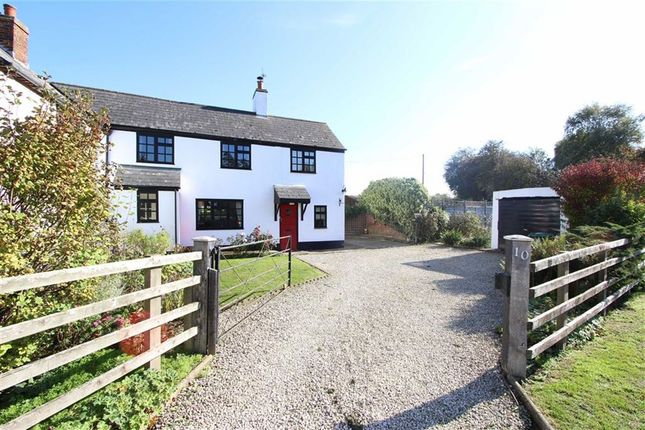 Thumbnail Semi-detached house for sale in The Locks, Hillmorton, Rugby