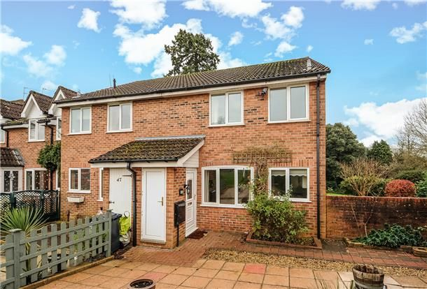 Thumbnail End terrace house to rent in Canterbury Close, Yate, Bristol