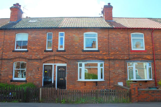 Thumbnail Terraced house for sale in Elm Street, Selby